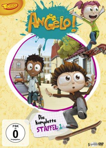 Angelo - Die komplette 1.Staffel [5 DVDs]