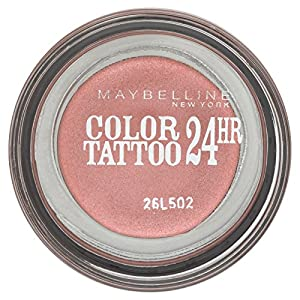 Maybelline Eye Studio Color Tatto 65 Pink Gold - eye shadows (Pink, Pink Gold, Shimmer, Italy)