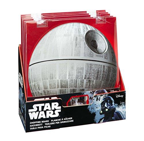 Tagliere Star Wars: Death Star, grigio