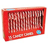 60 x Christmas Tree Peppermint Candy Canes Decoration Sweets Box Gift Stocking.