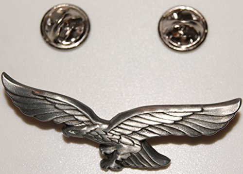 Adler ausgebreitete Flügel Abzeichen l Anstecker l Abzeichen l Pin 234 -