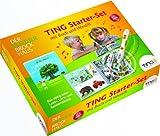 Der Kinder Brockhaus TING Starter-Set mit Buch und TING Hörstift: Das völlig neue Lese-, Lern und Spielerlebnis!