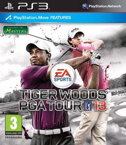 GIOCO PS3 TIGER WOODS 13 (Ps3 13 Tiger)
