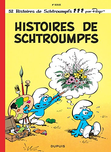 Histoires de Schtroumpfs, tome 8 par Peyo