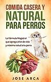 Image de Comida Casera y Natural para Perros: Una opción Sana, Nutritiva y Deliciosa