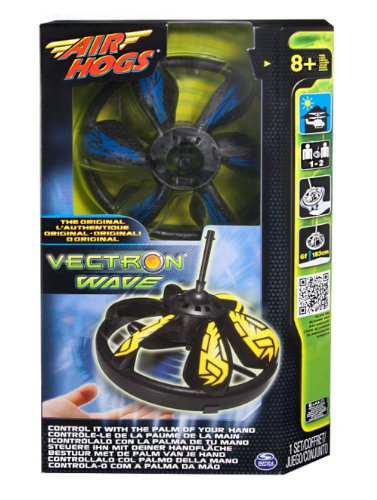Air Hogs Spinning & Press n Launch Toys Air Hogs Air Hogs Vectron Wave