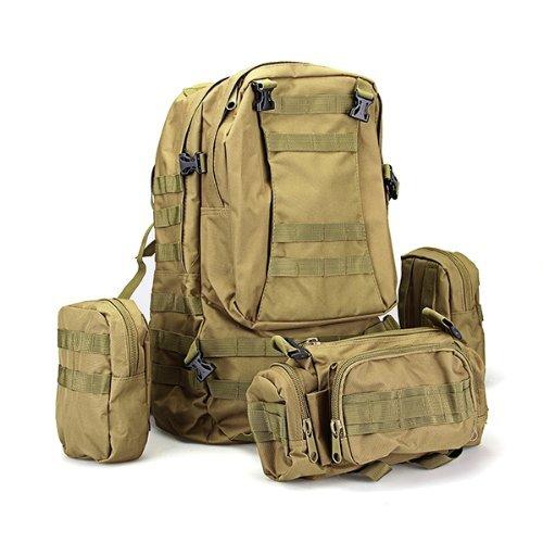 Imagen de gleader kit  tactica militar camping viaje supervivencia every day carry caqui alternativa