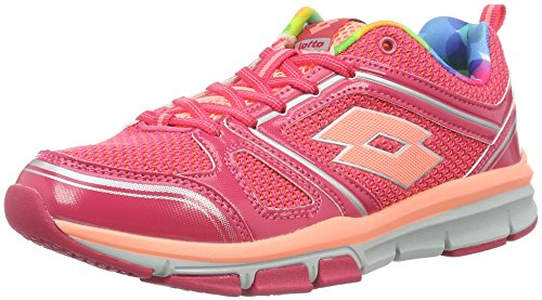 Lotto Sport Andromeda VIII AMF W, Scarpe Running Donna, Rosa (Ger/Ros Neo), 38 EU