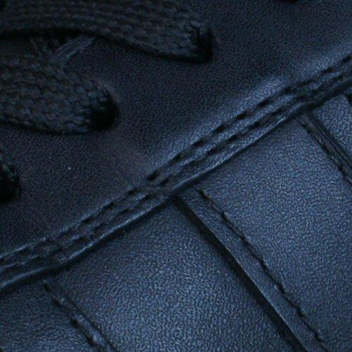Geox J Xitizen C, Jungen Sneakers Schwarz (Black)