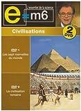 Coffret e=m6 : les merveilles du monde ; la civilisation romaine [FR Import]