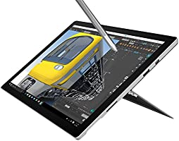 Microsoft Surface Pro 4 31,24 cm (12,3 Zoll) Tablet-PC (Intel Core i5, 4GB RAM, 128 GB, Intel HD Graphics, Windows 10 Pro)