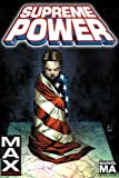 Supreme Power Volume 1: Contact TPB: Contact v. 1