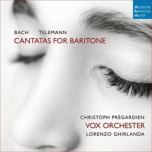 Bach/Telemann: Cantatas for Baritone