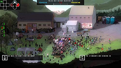 Riot: Civil Unrest  screenshot