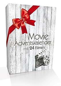 DVD Adventskalender (Limited Edition mit 24 DVDs) (exklusiv bei Amazon.de)