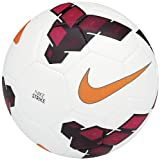 #4: Nike Strike-Hi-Vis Football, Size 5 (Yellow/Black/Purple)