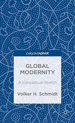Global Modernity: A Conceptual Sketch
