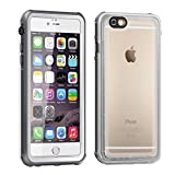iPhone 6s Waterproof Case,Eonfine iPhone 6 Case Clear Protective Case IP68 Certified With