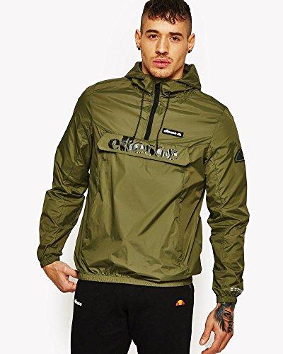 ellesse Berto, Sweatshirt M Grün (olivenight) (Windbreaker Nike)