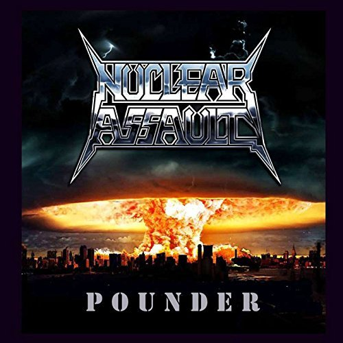NUCLEAR ASSAULT POUNDER CD by NUCLEAR ASSAULT (2015-08-03)