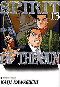 Spirit of the sun Edition simple Tome 13