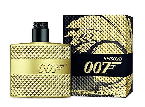 James Bond 007 Limited Edition Eau de Toilette Natural Spray, 75 ml