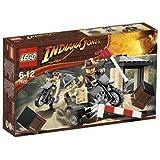 LEGO Indiana Jones 7620 - Motorradjagd