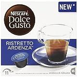 Nescafé Dolce Gusto - Ristretto Ardenza - 3 Paquetes de 16 Cápsulas - Total: 48 Cápsulas