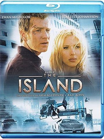 The island [Blu-ray] [Import anglais]