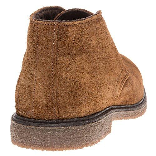 Red Tape Thurso Homme Boots Fauve Fauve