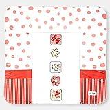 Wickeltischauflage Wickelunterlage Wickelauflage Babybett Baby 75x70cm Design 13