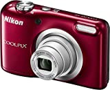 Nikon Coolpix A10 Kamera Kit rot (Camera)