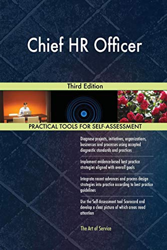 Chief HR Officer Third Edition