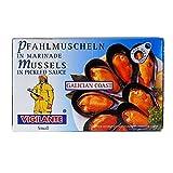Produkt-Bild: Pfahlmuscheln in Marinade / Mejillones en escabeche - 115 gr