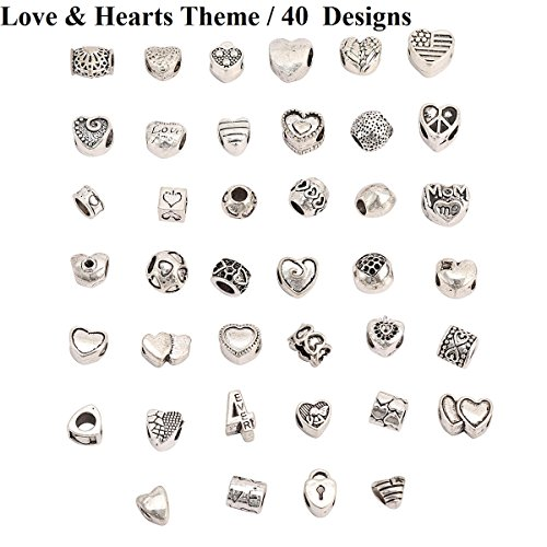 rkc-5-to-200-pcs-silver-gold-plated-tibetan-charm-pendants-mix-for-bracelets-jewellery-making-chains