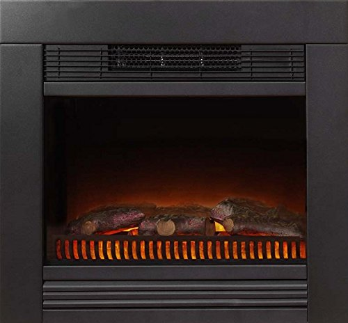 Inserto para chimenea eléctrica rubifires Lucius Potencia 0-900-1800W con Control delanteros incassabile...
