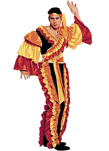 Imagen de disfraz brasileño bailador