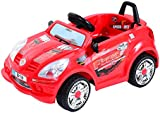 HOMCOM Children Kids Electric Ride On 6V Battery Operated Toy Car w/ Seat Belt