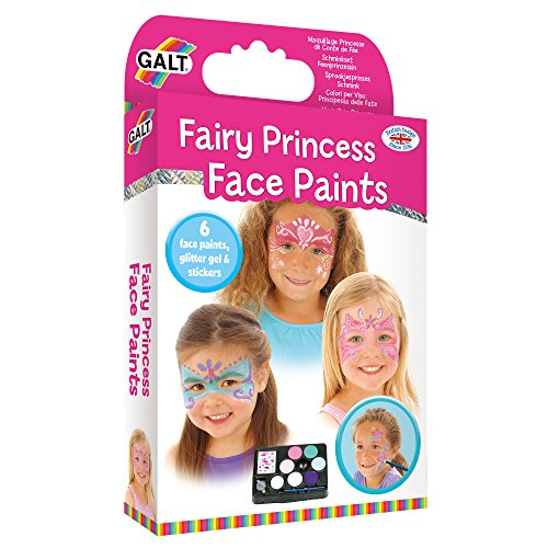 Galt Toys Fairy Princess Face Farben