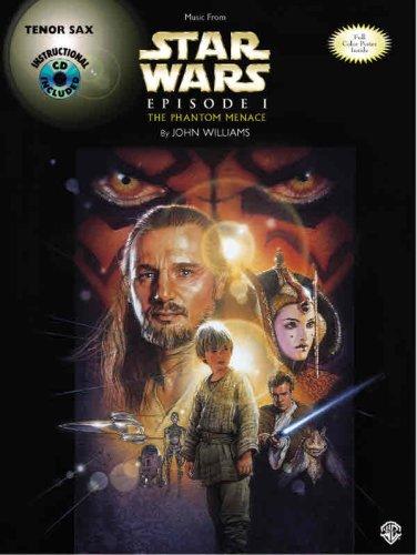 Star Wars Episode I: the Phantom Menace: Tenor Sax (Wars-saxophon Star)