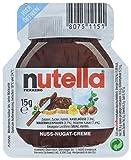 Nutella Portionen 20 Stück x 15g