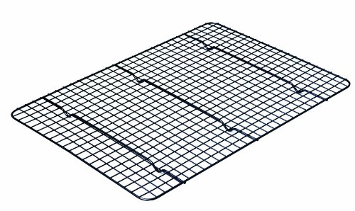 Chicago Metallic Professional Non-Stick Cooling Rack, 16.75-Inch-by-11.75-Inch Amco Pan