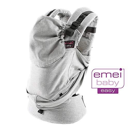 Easy Emeibaby Babytrage full grau
