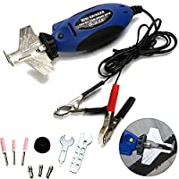 Bggie 12V Chain Saw Sharpener Chainsaw Electric Grinder File Pro Tools
