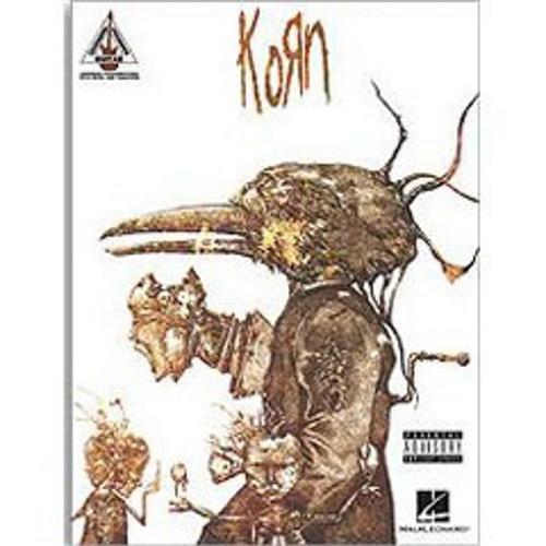 Hal Leonard Korn libro de canciones para guitarra Tab (estándar)