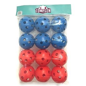 Tompson pl stico balones 12...