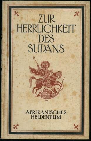 Zur Herrlichkeit des Sudans