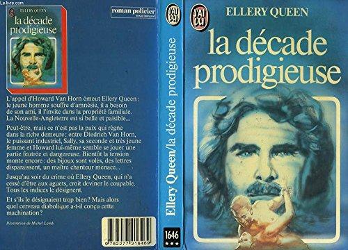 La Décade prodigieuse par Ellery Queen