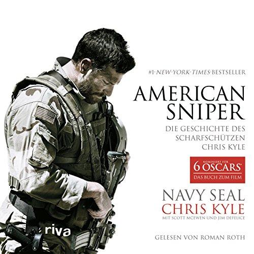 Buchseite und Rezensionen zu 'American Sniper: Die Geschichte des Scharfschützen Chris Kyle' von Chris Kyle