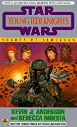 Shards of Alderaan (Star Wars: Young Jedi Knights, Book 7) by Kevin J. Anderson (1997-01-01)